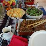 Family Style Breakfast!