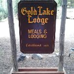 Photo de Gold Lake Lodge