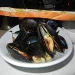 Mussels alla Peppino
