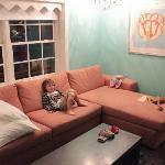 Livingroom/kitchenette