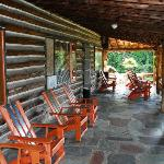 Lodge Porch