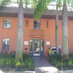 Hotel, Eingang