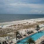View of Pensacola Beach