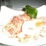 The Seafood Linguini