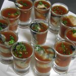 Oyster Shooters, We're Famous for them!