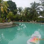 Ahhhhh pool.