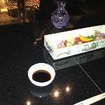Sakezuki Bar sushi dinner