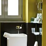 Bagno della camera gialla