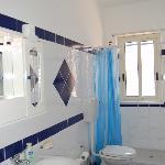 Il Bagno privato della Camera Blu