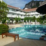 the Hotel in Krabi