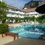 the Hotel in Krabi
