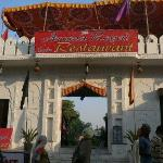 Pushkar Fair Festival Shopping Rooms