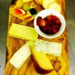 54. Cheese Board
