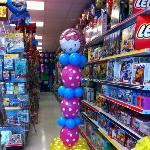 Fun Balloons & Legos