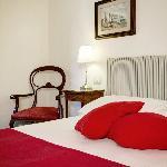 Camera doppia con divano