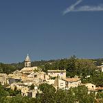 Le village de Roaix