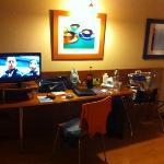 Zimmer mit deutschem Tv und WLAN