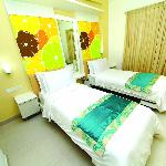 Standard Deluxe- Twin Bed