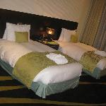My room ... cozy and spacious