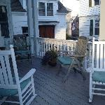 The porch :-)