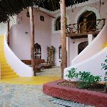 Ingresso Villa Dida