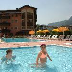 hotel piscina