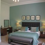 The smart new hotel rooms at Trenython Manor