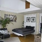 The panorama room