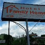 Hotel family home
