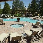 Best Western Premier Saratoga Resort Villas pool oasis