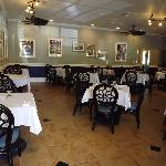 Enjoy a meal in our restaurant