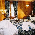 """Mesange Bleu"" room"