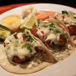 Baja Fish Tacos - One of our biggest sellers.  Fresh Mahi