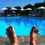 piscine d'eau de mer