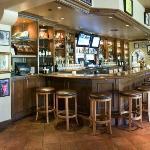 Our fabulous bar