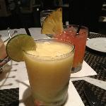 Mai Tai & Some fruity drink...
