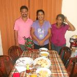 The friendliest guesthouse owners in Sri Lanka!