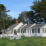 Cottages and rooms at The Dunes