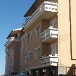 Retro dell'hotel