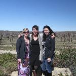 Girls wine tasting weekend