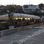 Vistas desde Paseo Marítimo, Pto.Sherry, justo antes de la puesta del sol