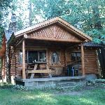 Cabin #2 on Lake Sturgeon