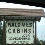 Photo de Malone's Sturgeon River Cabins