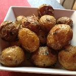 Potatoes as a side dish