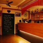 Die Bar in der Linde