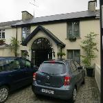 Front of Larkinley Lodge along Lower Lewis Road, Killarney