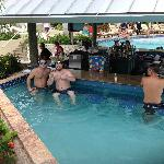 Swim up bar Beaches Boscobel