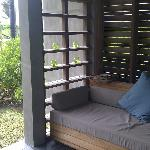 Room 140 terrace