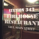 Front Door Entrance to Station 343