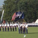 The Citadel Parade